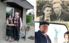 Susituokę vos po savaitės pažinties, kartu gyvena šešis dešimtmečius