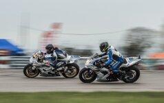 """""""Nemuno žiede"""" – motociklų fiesta"""