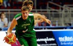 Europos U-20 vaikinų čempionate - skaudus lietuvių pralaimėjimas