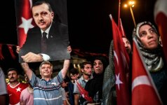 Nuspėti, kas laukia Turkijos, negali net jos gyventojai