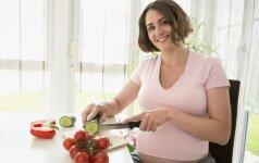 Svoris nėštumo metu: kiek yra normalu priaugti ir kaip jį kontroliuoti