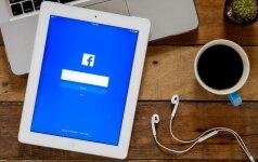 """Facebook"" griežtina kovą su propaganda ir dezinformacija"
