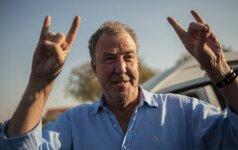 Jeremy Clarksonas