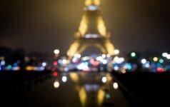 Drama Paryžiuje: ginkluotas plėšikas įkaitais paėmė septynis žmones