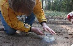 Pėdsekystės kursai. Kaip atpažinti vilko, lapės ar barsuko pėdą?