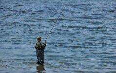 Žvejų mėgėjų atsakas: nėra pagrindo verslininkams mokėti kompensacijas
