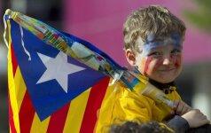 Katalonijos biudžete – ir išlaidos referendumui