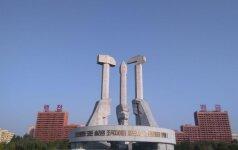Ko tikėtis keliaujant po Šiaurės Korėją?