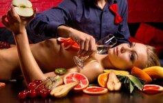 10 produktų, padidinančių seksualinį geismą