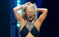 Sporto nauda: 34 metų Britney Spears kūno linijos – lyg dvidešimtmetės