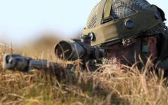 Mirtini snaiperių šūviai: krito ir už kelių kilometrų buvę priešai