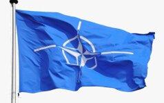 NATO patvirtino, kad ministrų susitikimas perkeliamas į penktadienį