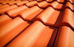 4 klausimai apie čerpinį stogą