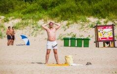 Orai: vasara nepasikuklins – sugrąžins karštį ir saulę
