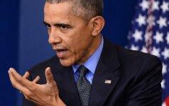 B. Obama: pasaulinė ekonomika dar silpna