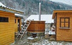 Kaip prižiūrėti medinį karšto vandens kubilą?