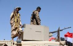 Per husių raketų ataką žuvo aukšto rango Jemeno generolas