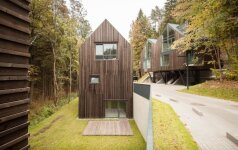 Prestižiniame Vokietijos architektūros konkurse lietuviams – antroji vieta