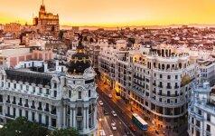 Ispanijos ekonomika antrąjį ketvirtį išaugo 0,9 proc.
