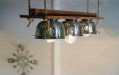 4 paslaptys, kaip sukurti tobulą apšvietimą virtuvėje