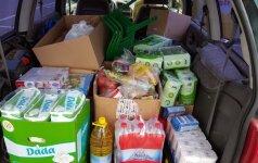 Lenkijoje apsiperkantys lietuviai graibsto naują prekę