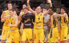"""Varžovus FIBA Iššūkio taurės turnyre sužinojo """"Šiaulių"""" krepšininkai"""