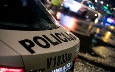 Policija pranešė, ko keliuose laukti iškart po Kalėdų