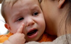 Tėvų klaida, dėl kurios vaikas būna neramus ir nervingas