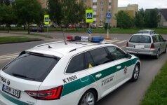 Policijai gerai žinomo kauniečio automobilyje rasti beveik 4 kg amfetamino