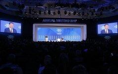 Davosas: 5 pagrindinės šių metų temos