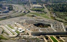 Pentagonas griežtai pasisakė apie naują incidentą tarp JAV ir Rusijos lėktuvų virš Baltijos jūros
