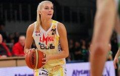 Lietuvos krepšininkės – Europos studentų žaidynių trijulių čempionės