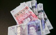 Jungtinė Karalystė planuoja išleisti pusę trilijono svarų infrastruktūrai