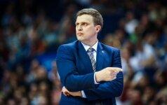 D. Adomaitis – naujasis Lietuvos vyrų krepšinio rinktinės treneris
