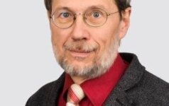 VDU profesorius Liudas Mažylis