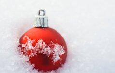 Dizainerės patarimai, kaip papuošti namus Kalėdoms