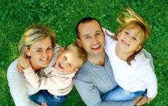 Kviečia ŠEIMOS DARŽELIS: nemokamos paskaitos tėvams ir linksmybės vaikams