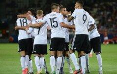 Vokietijos U21 futbolo rinktinė