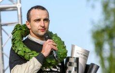 V. Švedas sezoną pradėjo ypatingo trofėjaus užkariavimu