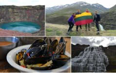 Šalis, kur lietuviams – rojus: didžiuliai laimikiai, fantastiška gamta ir šokiruojantys patiekalai