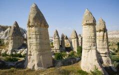 Žygis Kapadokijoje: žinokite, kokių klaidų ten nedaryti