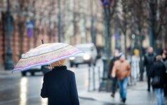 Žiauri prognozė Lietuvai: neteksime žiemos, Klaipėdos laukia potvyniai