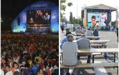 Futbolas Brazilijoje ir krepšinis Lietuvoje: palyginkite fanų zonas
