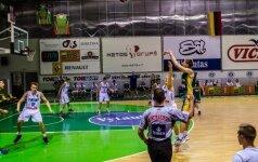 Lietuvos septyniolikmečiai krepšininkai pasaulio jaunių čempionate nugalėjo Malio ekipą