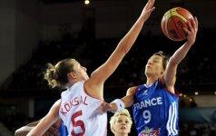 Pasaulio čempionato starte – prancūzių ir turkių drama bei serbių pergalė 60 taškų skirtumu