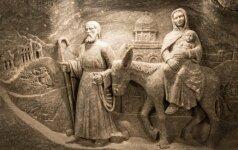 Druskos istorija – kartu ir pasaulio istorija