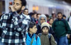Latvija suteikė prieglobstį dviem pirmosioms pabėgėlių šeimoms