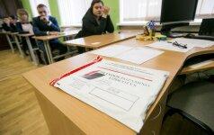 Dvyliktokams – pirmasis rimtas išbandymas: vyks anglų k. egzaminas