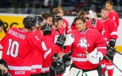 Pasaulio ledo ritulio čempionatas: Lietuva – Nyderlandai