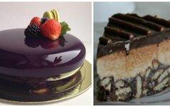 Šis šokoladinis tortas-gražuolis pavergs jus skoniu! Jo neįmanoma sugadinti!